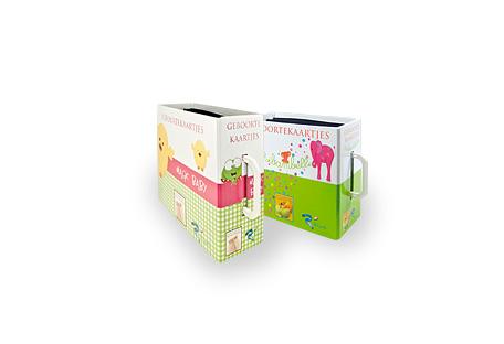regalb geboortekaartjes collectie bij ons te bestellen