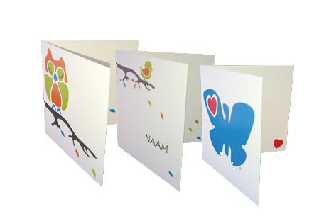 rouwkaarten voor  kinderen